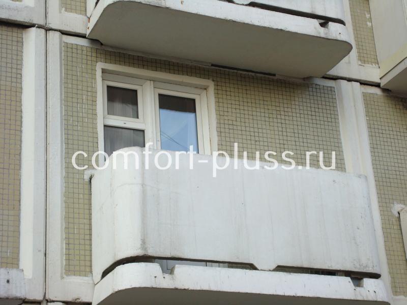 Балкон 2ю7 метра КОПЭ без остекления