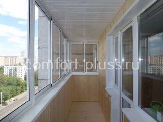 30. Balkon 6 metrov
