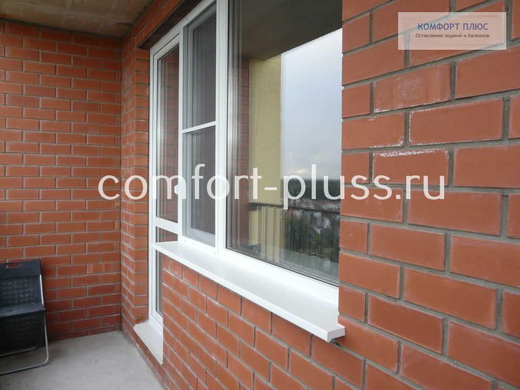 Окно и балконная дверь Рехау Делайт Дизайн